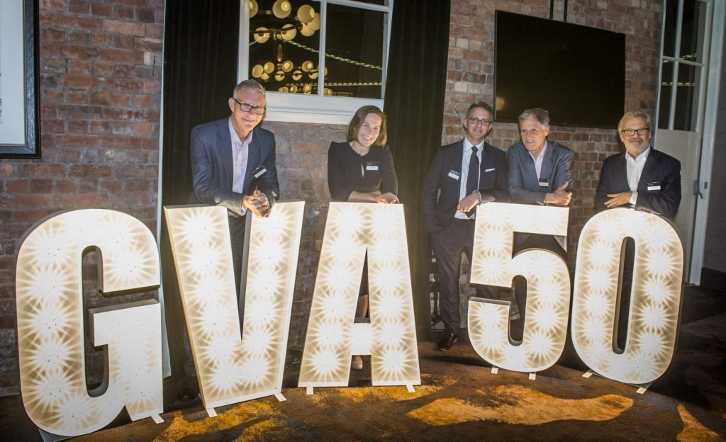 GVA's Bristol office celebrates 50 years at the heart of the city's commercial property market