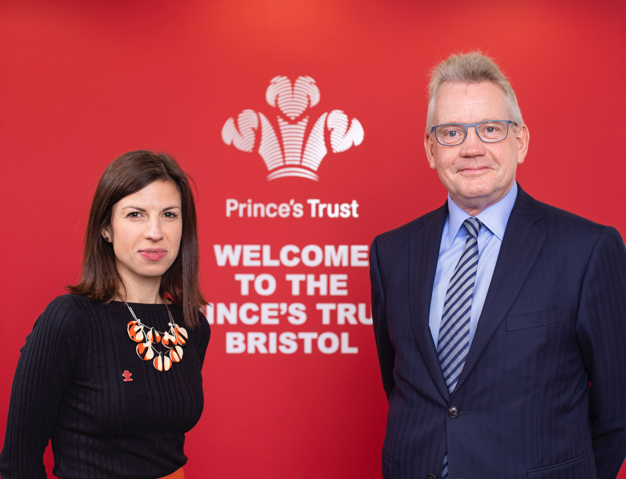 Firms pledge to support region's young people at The Prince's Trust annual Red Dinner