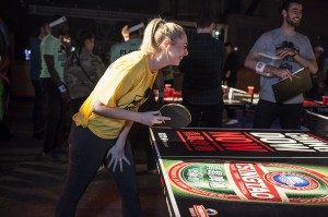 Ping Pong Fight Club heads to Bristol – with a challenge to find which firm's top of the table