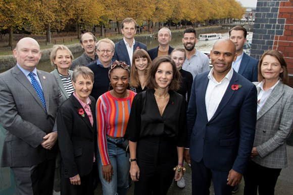 Bristol media industry welcomes Channel 4 bosses to city as search starts for new creative hub site