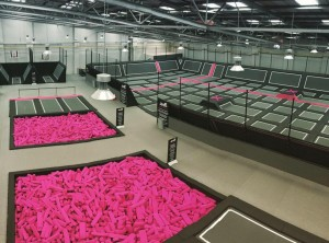 Jobs saved as Bristol fitness centre buys South West trampoline parks out of administration