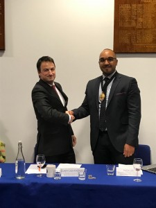 New Bristol Law Society president takes up post with pledge to build the 'Bristol brand'
