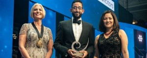 Human rights award for former UWE law student now working on Cambridge Analytica data case