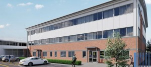 £6m funding will spark up new industrial scheme on site of former cigarette packet factory