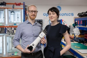 £4.7m investment hands Bristol bionic arm pioneer opportunity to enter global market