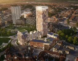 Bristol's tallest tower block to be built on former city centre ambulance station site