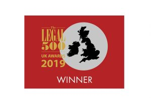 Bristol law firms among the winners at this year's Legal 500 UK Awards