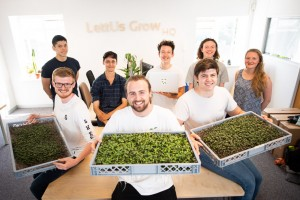 'Indoor farming' pioneers reap £1m funding to develop its groundbreaking products