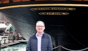 New commercial director takes helm at SS Great Britain to steer its ambitious growth plans