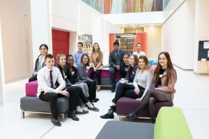 Burges Salmon helps Bristol school students with access to the legal profession