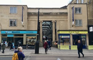 Return of the 'counter culture' gives historic Bristol shopping mall new lease of life