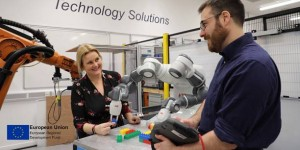 £1m scheme for small firms to plug into the power of robotics