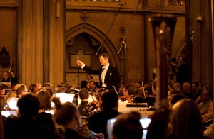 Private client tax director takes up baton to fulfil dream of conducting symphony orchestra