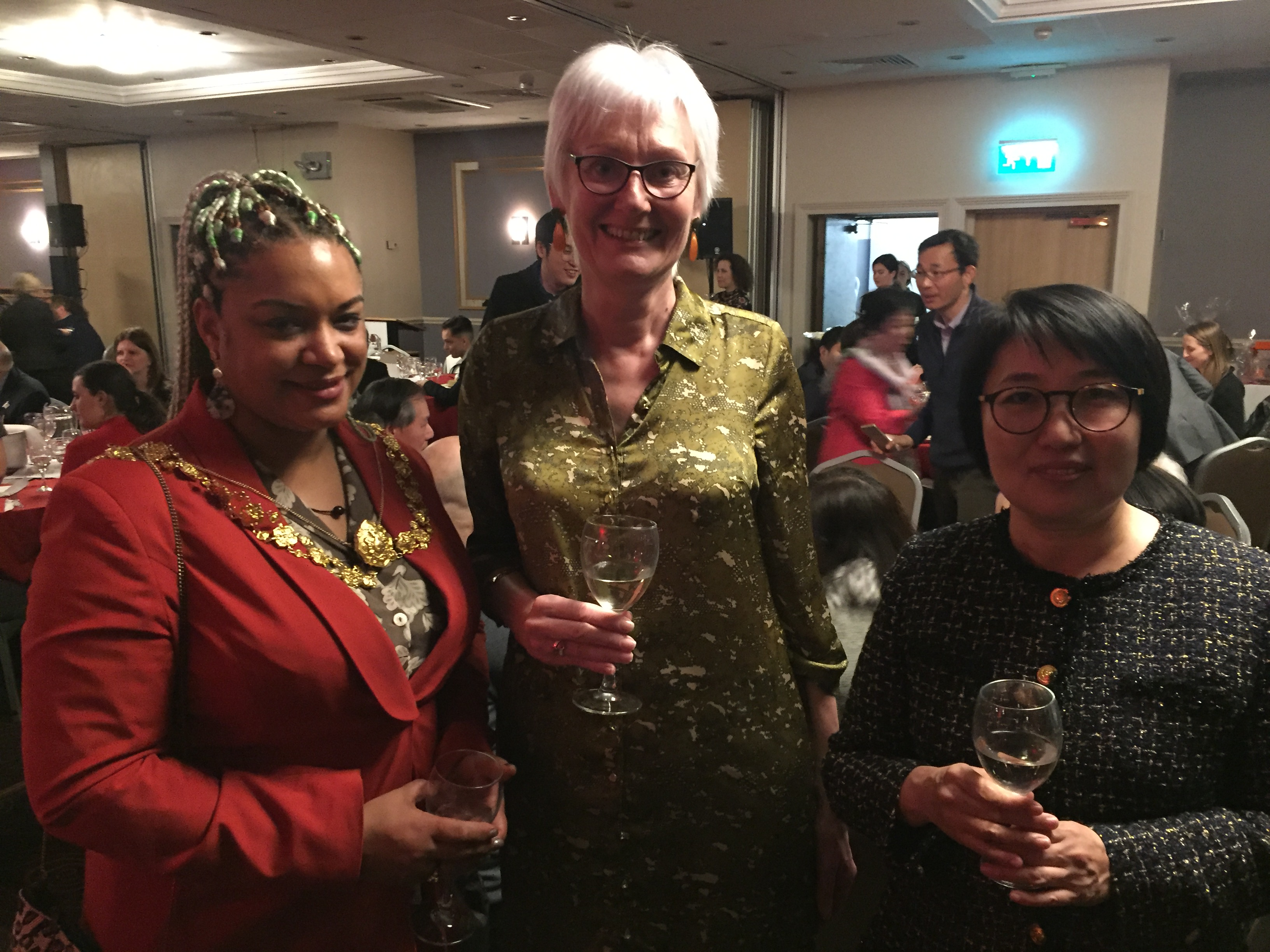 Banquet underlines Bristol's growing confidence in doing business with China
