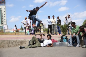 Skaters urged by Bristol coffee roasting firm to get on board with Ethiopian charity