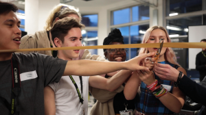 Students get creative as £5m city centre college campus goes live