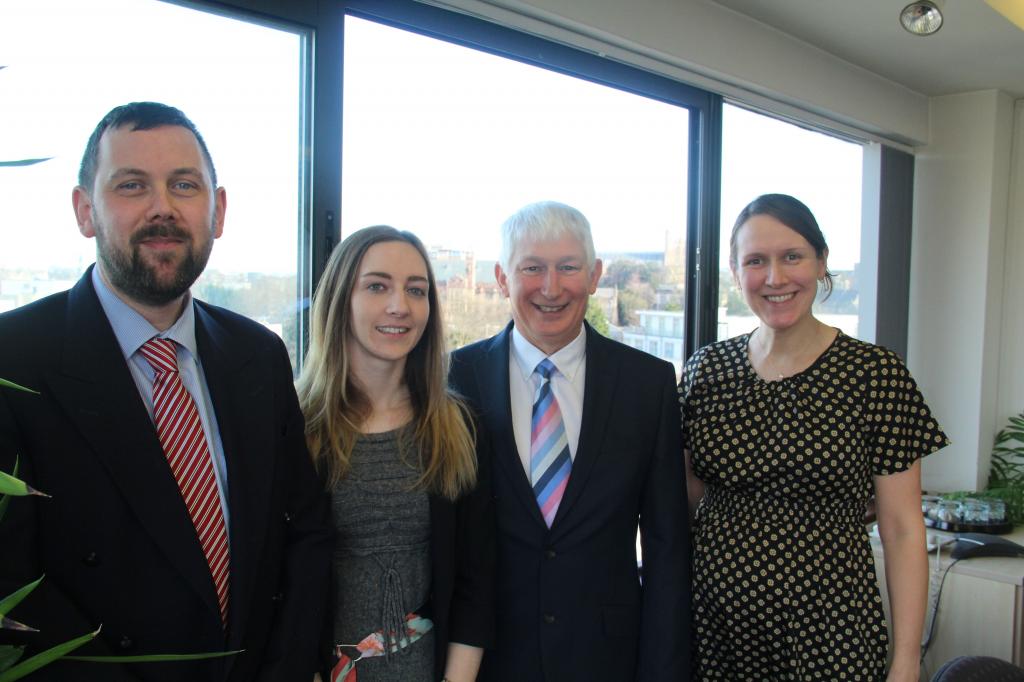 Experienced surveyor joins Vickery Holman as it opens office in Bristol
