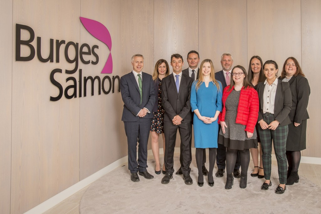 Trio of top Scottish lawyers join Burges Salmon as it prepares to open base in Edinburgh