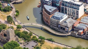 Finzels Reach selected by Channel 4 as base for its Bristol creative hub