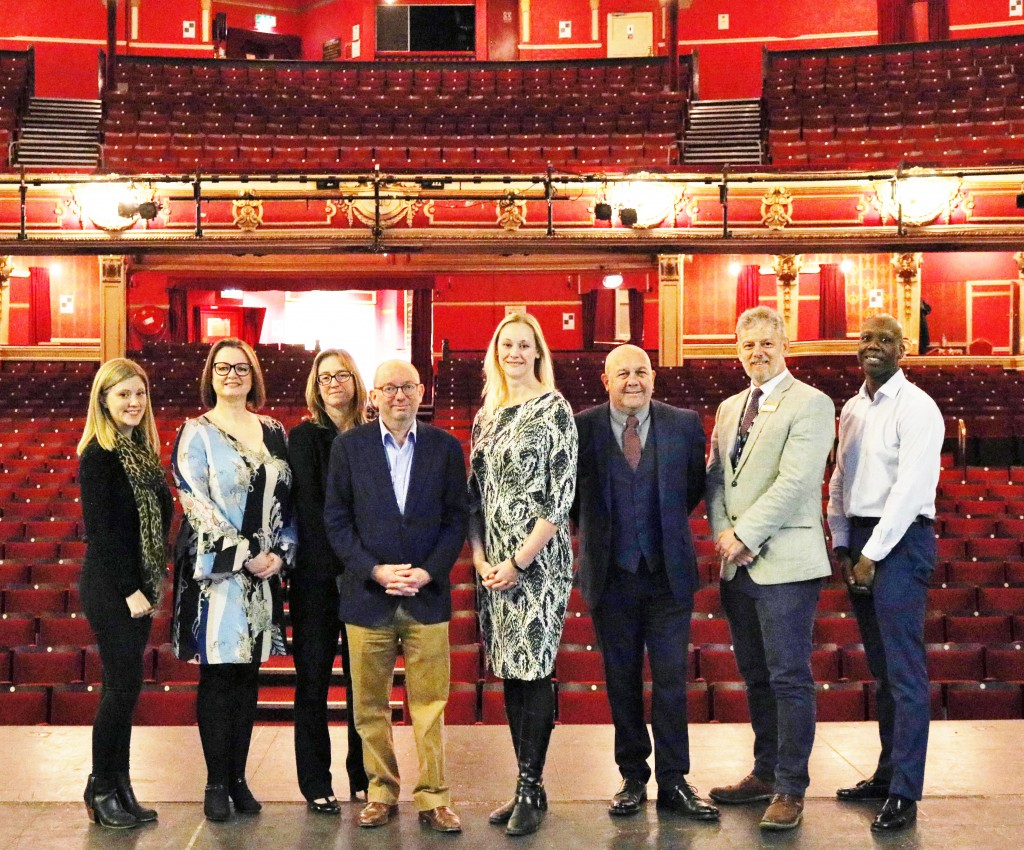Curtain up on National Friendly's new partnership with Bristol Hippodrome