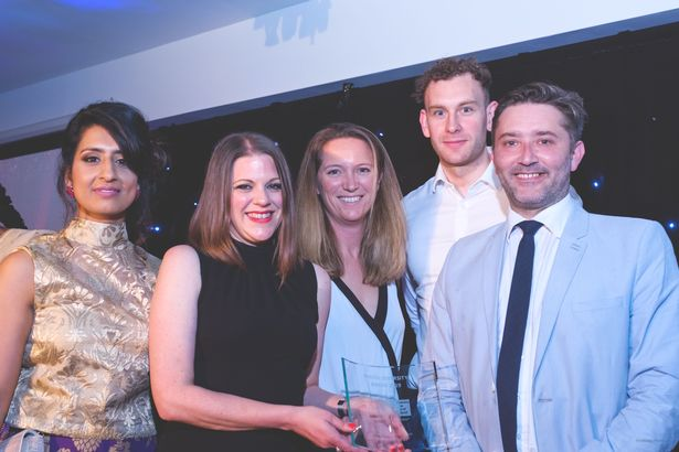 Bristol Diversity Award recognises Barcan+Kirby's forward-looking gender equality stance