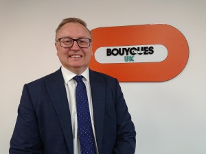Bouygues UK appoints former Midas boss as its new operations director in the South West