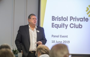 Event highlights how Bristol Private Equity Club is supporting city's tech entrepreneurs