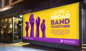 Rural internet service provider TrueSpeed's rebrand urges people to 'band together'