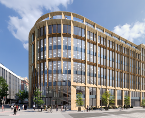 Agents appointed to market Finzels Reach speculative office building two years ahead of opening