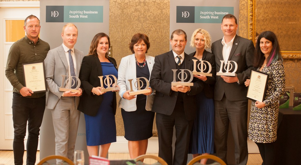 Director Awards recognise bosses who are in the driving seat of business transformation