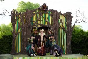 Culture: A Midsummer Night's Dream on Brandon Hill