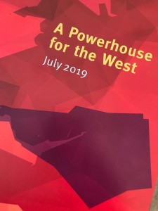 Economic growth potential of Western Powerhouse outlined in major new report