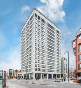 City centre grade A office space dwindles further as insurance group moves to landmark building