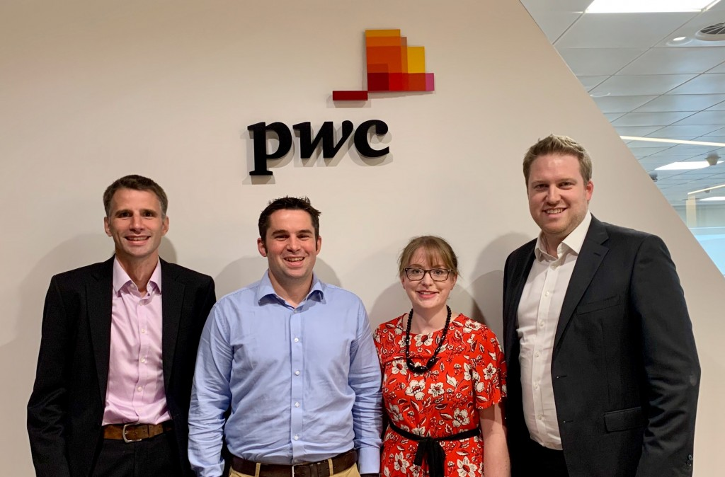 Five new directors appointed by PwC in the West as it boosts business in the regions
