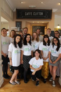Bristol hospital charity Above & Beyond to be supported by hotel and bar group Quarter