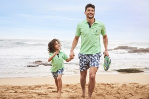 Dad-and-son swimwear firm raises funds to make a splash in European market