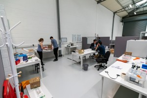 Bright future for innovative industrial testing firm as it outgrows Bristol's science hub