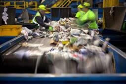 Bank finance boost for Bristol firm at the leading edge of UK recycling