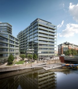 BT agrees pre-let on 11-storey city centre office building more than a year ahead of its completition