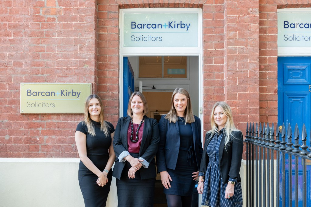 Quartet of trainee solicitor appointments boost Barcan+Kirby