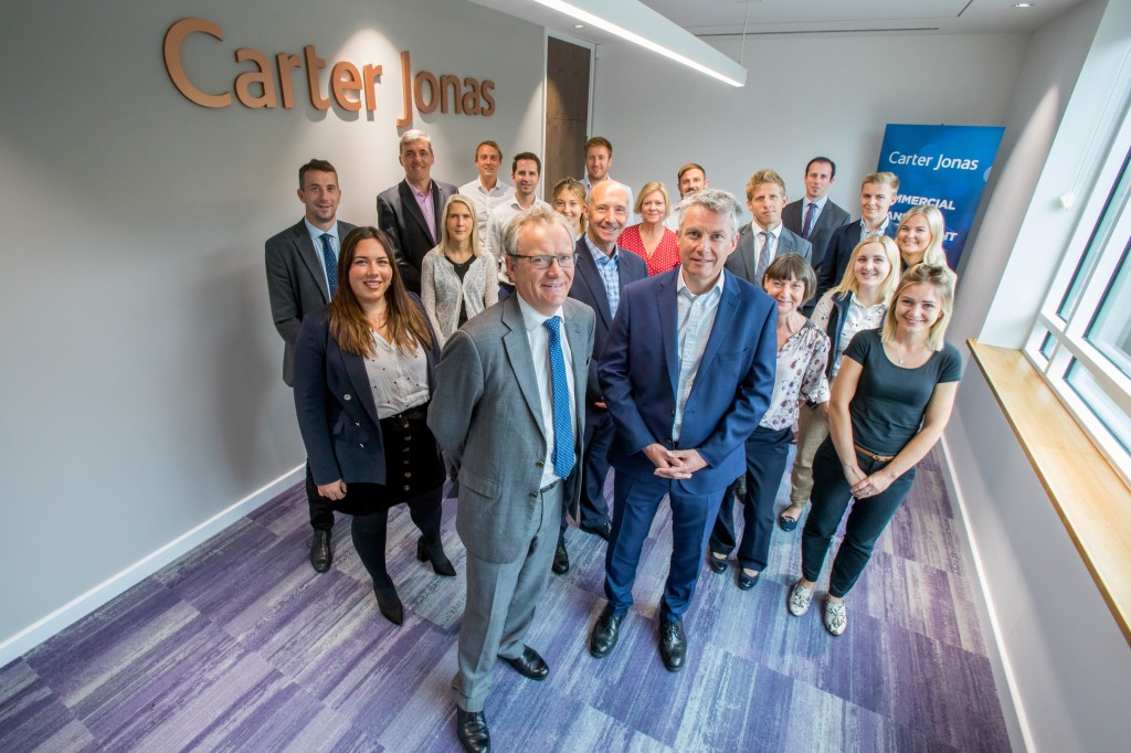 Carter Jonas brings together South West commercial teams in new Bristol hub