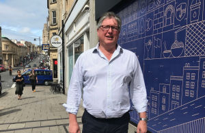 The LAST WORD:  Keith Rundle, operations director, Bristol City Centre BID