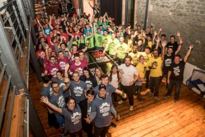 Let battle commence! Bristol firms prepare for return of Ping Pong Fight Club