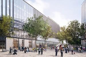 Key decisions provide quantum leap for university's new enterprise campus