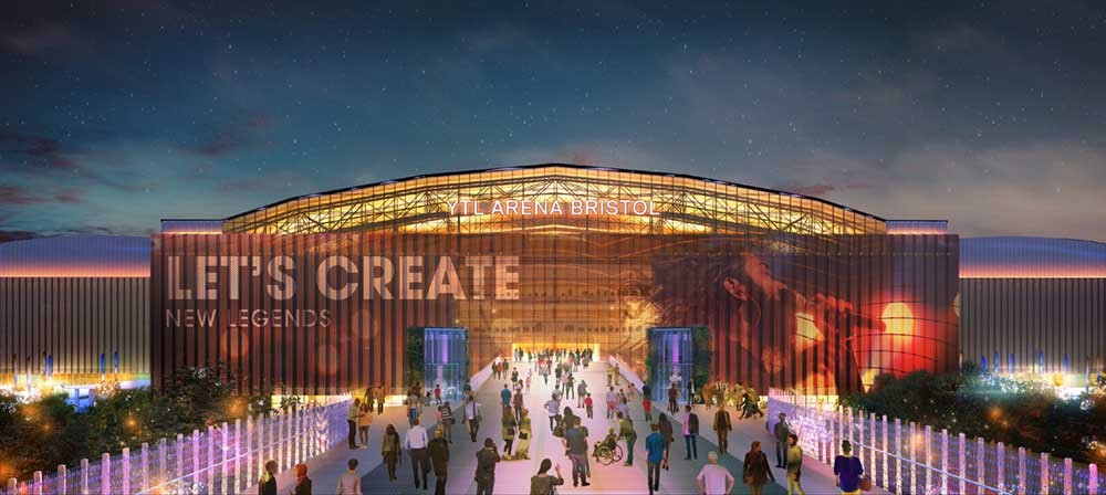 YTL submits Bristol Arena plan with promise to develop 'year-round entertainment venue'