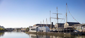 Construction challenges earn Bristol's Being Brunel museum major building industry award
