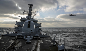Royal Navy brings data science expertise from Bristol tech firm on board to help it get shipshape