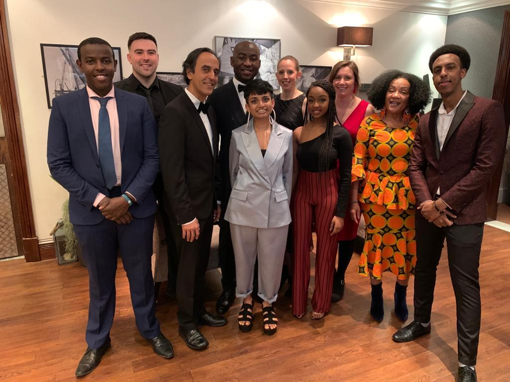 Prestigious Person of the Year award for founder of Bristol youth empowerment group Babbasa