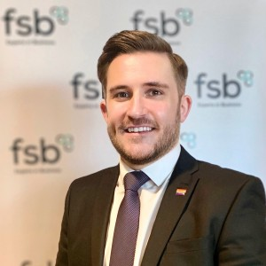 FSB appoints creative agency boss as youngest regional chair