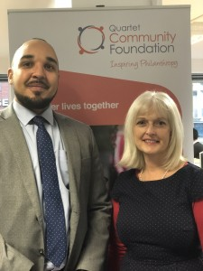 Former Bristol Law Society president appointed trustee of Quartet Community Foundation